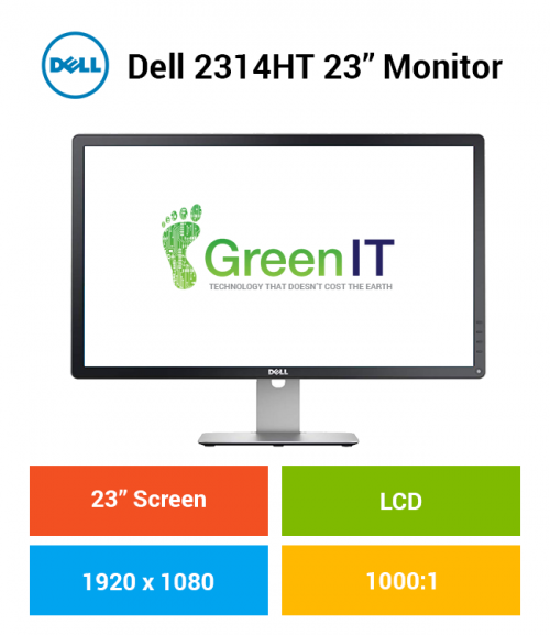 "Dell P2314HT 23"" Monitor"