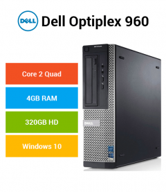 Dell Optiplex 960 Core 2 Quad | 4GB RAM | 320GB HD