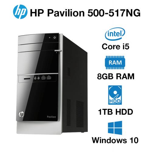 HP Pavilion 500-517NG Core i5   8GB   1TB HD