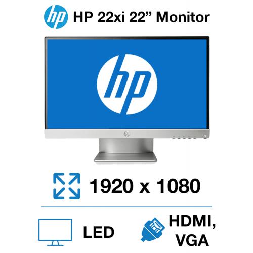 """HP 22xi 22"""" Monitor"""