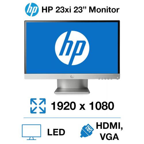 """HP 23xi 23"""" Monitor"""