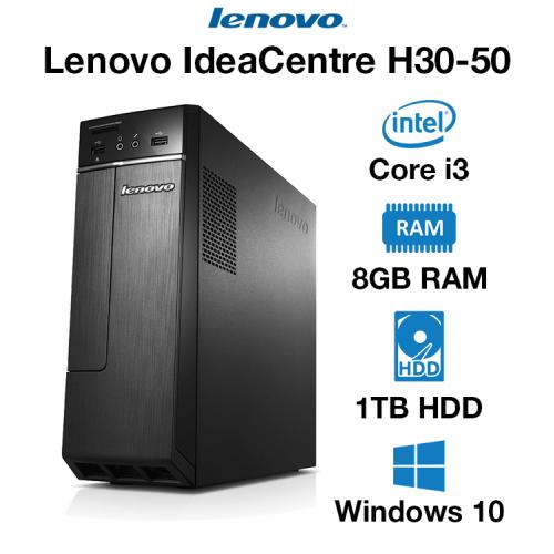 Lenovo IdeaCentre H30-50 Core i3   8GB   1TB HD