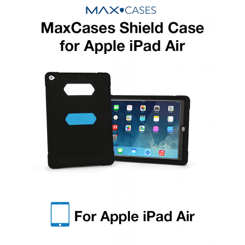 MaxCases Shield Case for iPad Air