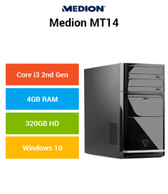 Medion MT14 Core i3 | 4GB RAM | 320GB HD