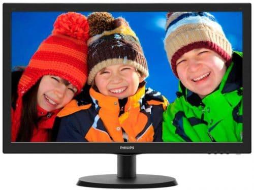 """Philips 223V5L 22"""" Monitor"""