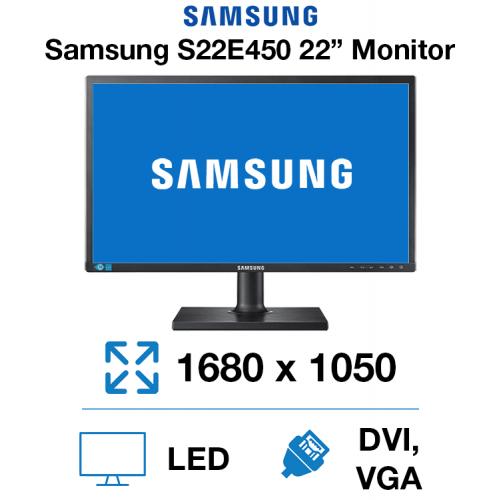 """Samsung S22E450 22"""" Monitor"""