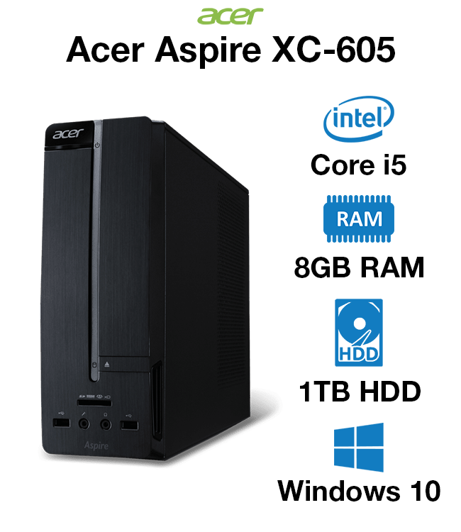 ACER ASPIRE XC-605 INTEL GRAPHICS WINDOWS 7 DRIVER