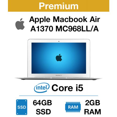 Apple Macbook Air A1370 MC968LL/A Core i5 | 2GB RAM | 64GB SSD (Premium)