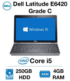 Dell Latitude E6230 Core i5 | 4GB | 250GB HD Grade C