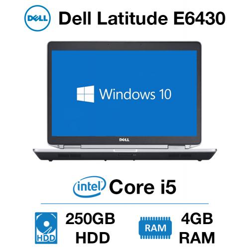 Dell Latitude E6430 Core i5   4GB RAM   250GB HD