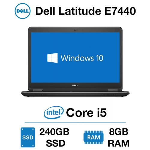 Dell Latitude E7440 Core i5 | 8GB | 240GB SSD