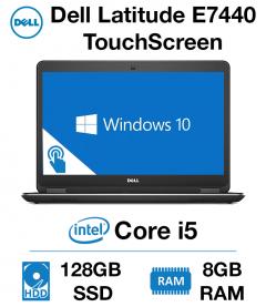 Dell Latitude E7240 TouchScreen Core i5   8GB   128GB SSD