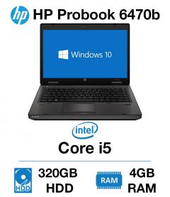 HP Probook 6470b Core i5 | 4GB | 320GB HD