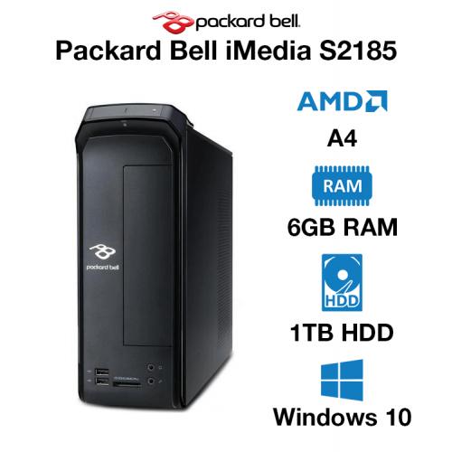Packard Bell iMedia S2185 AMD A4   6GB   1TB HD
