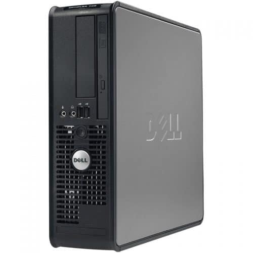Dell Optiplex 755 SFF Core 2 Duo | 4GB RAM | 160GB HD | Chrome OS