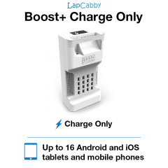 LapCabby Boost+ Charge Only