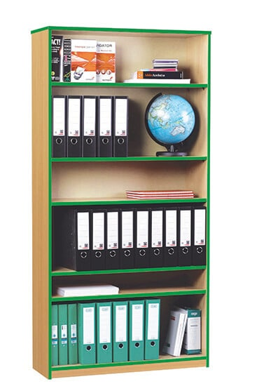Monarch 1800 Beech MFC Storage Cupboard
