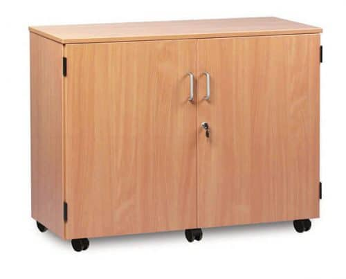 Monarch 750 Medium Beech Cupboard