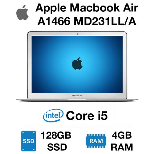 Apple Macbook Air A1466 MD231LL/A Core i5 | 4GB RAM | 128GB SSD