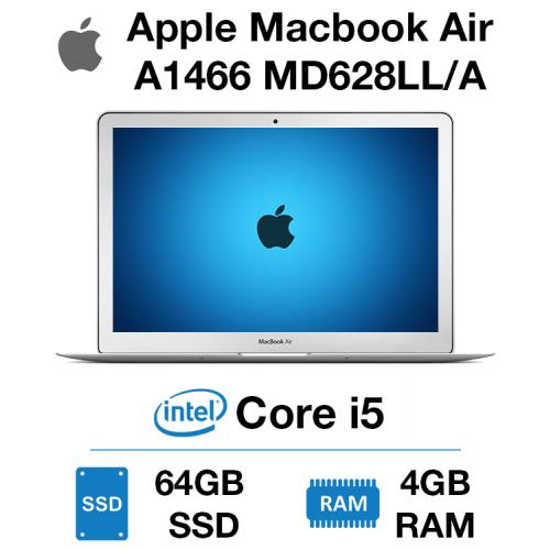 Apple Macbook Air A1466 MD628LL/A Core i5   4GB RAM   64GB SSD