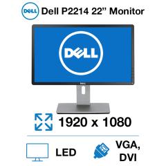 """Dell P2214 22"""" Monitor"""