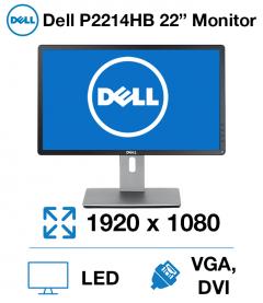 """Dell P2214HB 22"""" Monitor"""