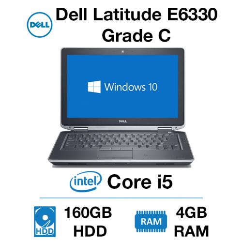 Dell Latitude E6330 Core i5   4GB   160GB HD
