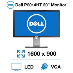 """Dell P2014HT 20"""" Monitor"""