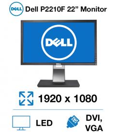 """Dell P2210F 20"""" Monitor"""