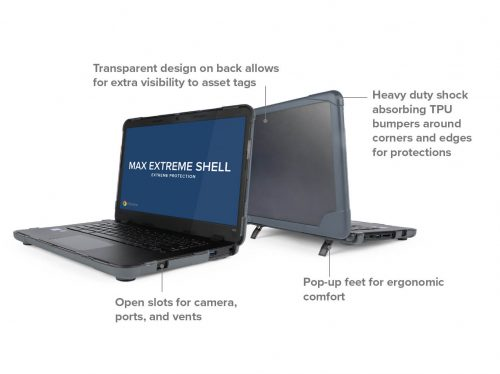 MaxCases Extreme Shell for Macbook 12""