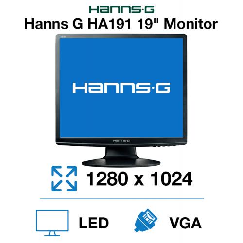 "Hanns-G HA191 19"" Monitor"