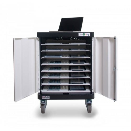 ClassBuddy trolley for 10 laptops