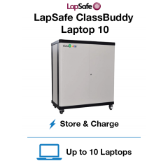 ClassBuddy trolley for 10 laptops