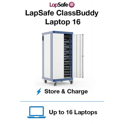 LapSafe ClassBuddy Laptop 16