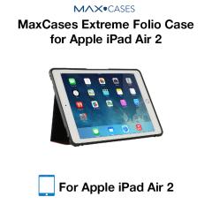 MaxCases Extreme Folio Case for iPad Air 2