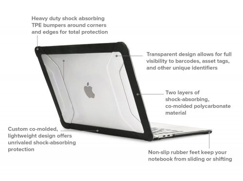 "MaxCases Extreme Shell 2 for Macbook Air 13"" A1466"