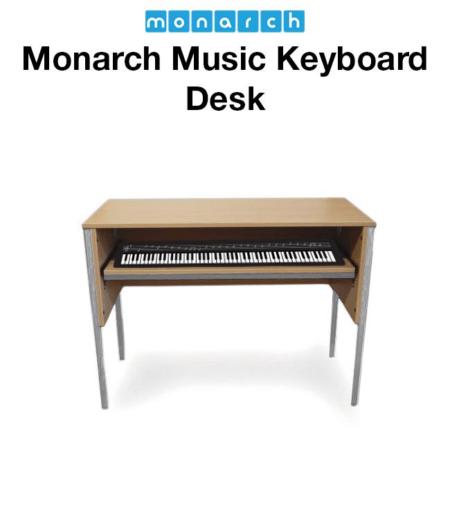 Monarch Music Keyboard Desk
