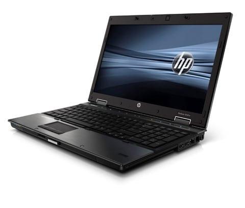 HP EliteBook 8540w Core i5 4GB 320GB HD