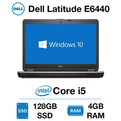 Dell Latitude E6440 Core i5   4GB   128GB SSD