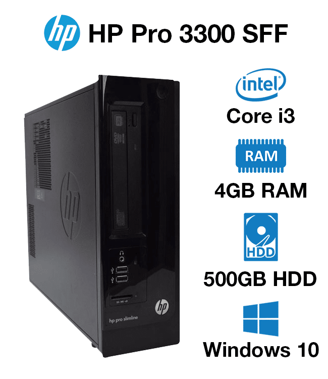 HP PRO 3330 SFF TELECHARGER PILOTE