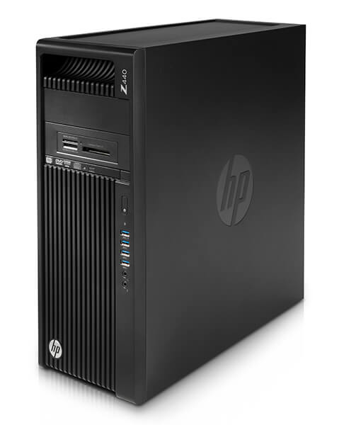 HP Z440 Workstation Xeon E5-1603 | 8GB | 120GB SSD