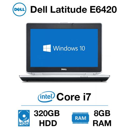 Dell Latitude E6420 Core i7 | 8GB RAM | 320GB HD