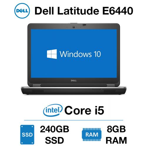 Dell Latitude E6440 Core i5   8GB   240GB SSD