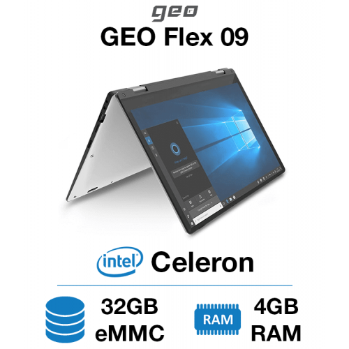GEO Flex 09 Celeron   4GB   32GB eMMC