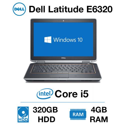 Dell Latitude E6320 Core i5 | 4GB | 320GB HD