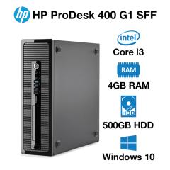 HP ProDesk 400 G1 SFF Core i3 | 4GB | 500GB HD