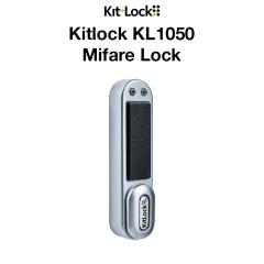 Kitlock KL1050 Pin Code Lock (For Lapsafe Trolleys)