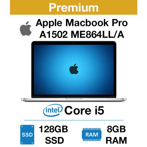Apple Macbook Pro A1502 ME864LL/A Core i5 | 8GB RAM | 128GB SSD (Premium)