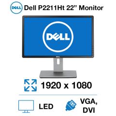 """Dell P2211HT 22"""" Monitor"""