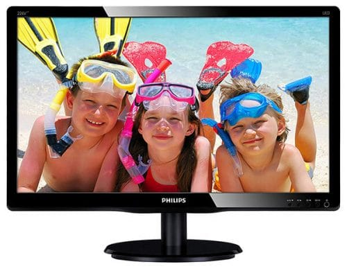 "Phillips 226V4LAB/00 22"" Monitor"